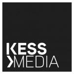 Kess Media - Logo 1f1f1f
